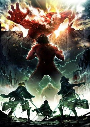 Атака титанов 2 / Attack on Titan 2nd Season 2018 смотреть онлайн - «Аниме»